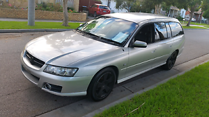 2007 holden SVZ wagon with rwc Doveton Casey Area Preview