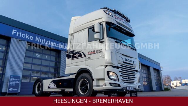 DAF XF 480 FT BLACK & WHITE-EDITION 2020 Limited