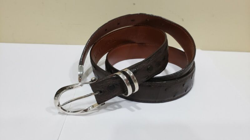 "Mark KeltyCatalina 1"" / 25.4mm Sterling Silver Belt Buckle"