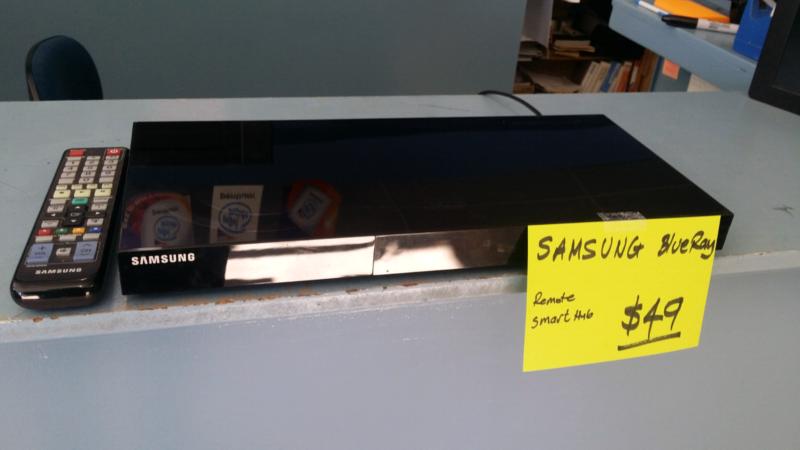 Samsung Blueray Player