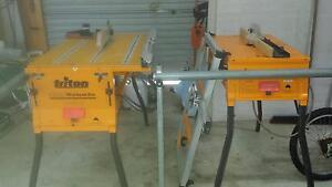 Triton Saw / Router Work Centres Tamborine Ipswich South Preview