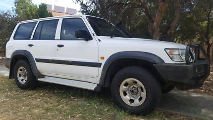 1999 Nissan GU Patrol 4.2 Diesel Wagon !!