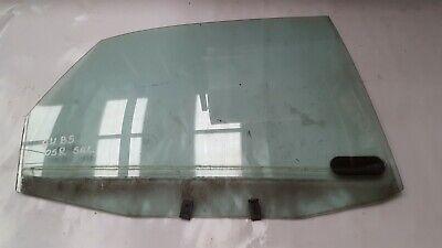 Audi A4 Door Glass Passenger Rear a4 window glass nsr saloon a4 s Line 2006