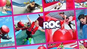 2 ROC RACE tickets for Saturday 1/04/17 or Sunday 2/04/17 Abbotsford Yarra Area Preview