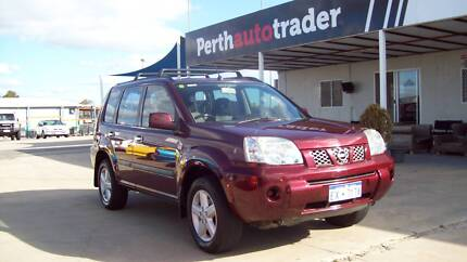 2007 Nissan X-trail  ST-S 4x4 SUV Kenwick Gosnells Area Preview