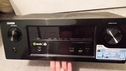 Denon AVR-X2100W 7.2 Channel Integrated Network Receiver