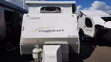 2013 Jayco Starcraft Belmont North Lake Macquarie Area Preview