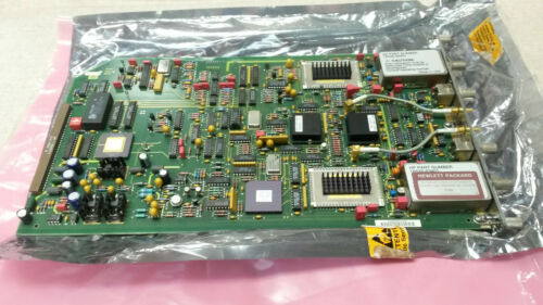 HP/Agilent 16532A 1GSa/s 250MHz Digital Oscilloscope Card