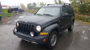 2005 Jeep Liberty Renegade**TOUT ÉQUIPÉ* DEMARREUR A DISTANCE