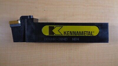 Kennametal Ddqnr-204d Indexable Tool Holder Boring Bar 1 14 Square Shank 4g
