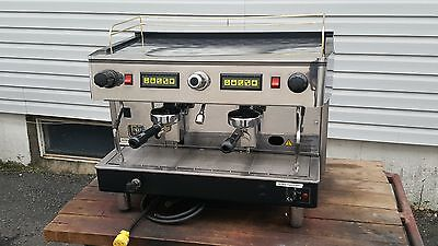 Grimac Royal Falcon 2 Group Commercial Espresso Latte Cappuccino Machine