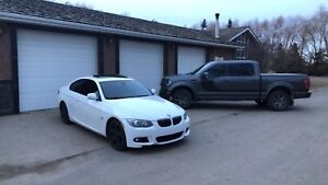 2012 BMW 335i M sport package coupe xdrive