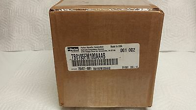 New Sealed Parker Tb0195fm100aaab Hydraulic Motor