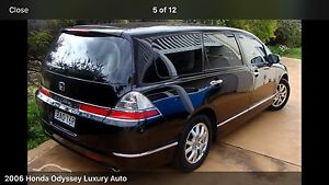 Honda Odyssey luxury 7 seater ( 1 yr rego ) Strathfield Strathfield Area Preview