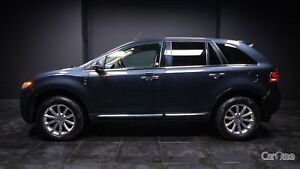 2013 Lincoln MKX LEATHER! BACK UP CAM! POWER SEATS! PUSH BUTT...