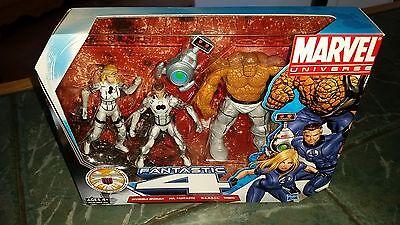 Marvel Universe Comic Pack Fantastic Four