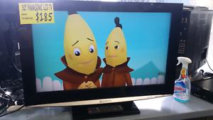 "32"" Panasonic LCD TV Bendigo Bendigo City Preview"