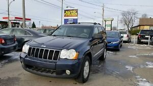 Jeep Grand Cherokee North Edition V8 5.7 Hemi **CUIR**