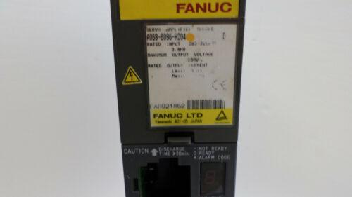 Fanuc Servo Amplifier A06b-6096-h204 Fully Refurbished!!! Exchange Only
