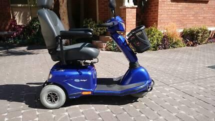 Invacare Auriga 10 3 Wheel Scooter Rydalmere Parramatta Area Preview