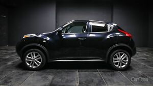 2014 Nissan Juke SV RED ACCENT INTERIOR   HANDS FREE   AUX READY