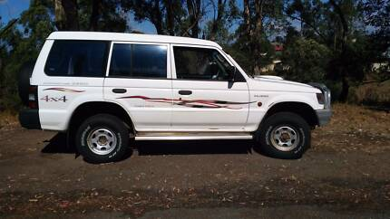 1999 Mitsubishi Pajero Limited Edition 4x4 LWB Desil Turbo 2.8L