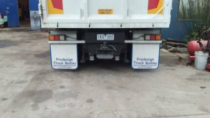 Ring feeder tow bars supplied and installed