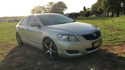 Toyota aurion at-x Georges Hall Bankstown Area Preview