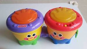 FisherPrice Musical drums Highgate Perth City Area Preview