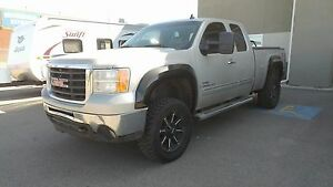 2008 GMC Sierra 2500HD DURAMAX LEATHER 4x4