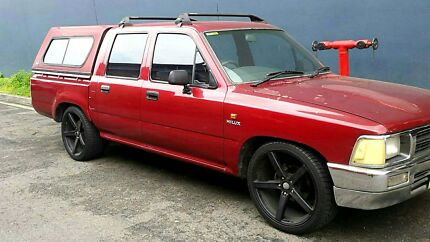 RN85 Hilux canopy $300ono Adelaide CBD Adelaide City Preview