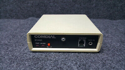 Comdial Dva01 Digital Voice Announcer Unit