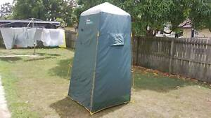 single ensuit shower tent camping
