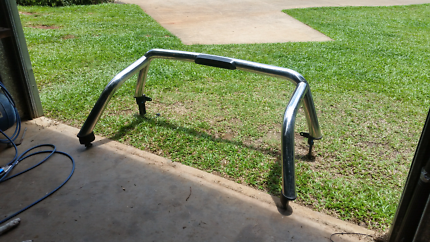 Roll bar from Ford Ranger. Will fit holden.