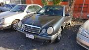 1998 Mercedes-Benz E240 Sedan Sunshine North Brimbank Area Preview