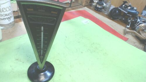 Vintage--AIRDU- Temperature and Humidity Gauge-for RELIANCE  DIE-  Chicago, Ill.