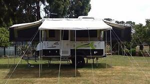 Jayco 2015 Eagle Outback Springwood Blue Mountains Preview