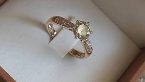 1.20 ct stunning diamond ring New Farm Brisbane North East Preview
