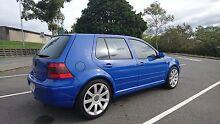 1999 Volkswagen Golf GTI Mk4 Paddington Brisbane North West Preview