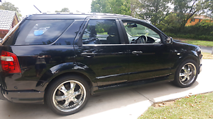 Ford territory for swap Muswellbrook Muswellbrook Area Preview