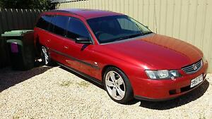 Holden Vk Calais V8  and  Holden Vy Commodre Wagon Craigmore Playford Area Preview