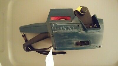 Garvey Contact Model 25-5-1 Line Price Labeler Gun Used 100 Tested And Working