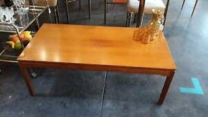 Vintage Parker coffee table (#38)