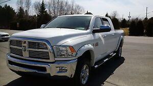 2012 Ram 3500 Laramie Mega cab  DIESEL****LOW MILEAGE***