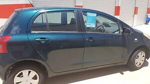 2007 Toyota Yaris Hatchback Airlie Beach Whitsundays Area Preview