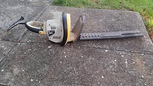 Hedge trimmers ryobi electric Morphett Vale Morphett Vale Area Preview