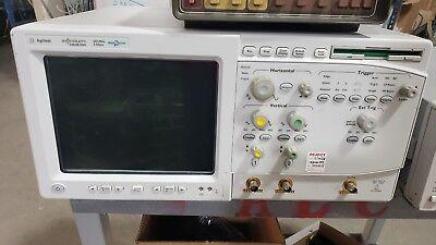 Agilent 54830b Infiniium Oscilloscope 2 Channels 600mhz 4gsas