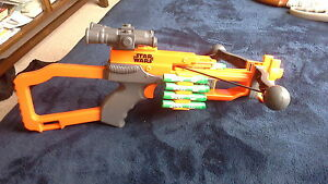 Nerf Star Wars Cross Bow Kitchener / Waterloo Kitchener Area image 1