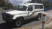 1988 Toyota LandCruiser Surfers Paradise Gold Coast City Preview