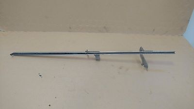 1961-1966 Ford Pickup Truck Window Vent Glass RH Division Bar Stainless